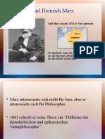 Marx Pra Sent at i on Office