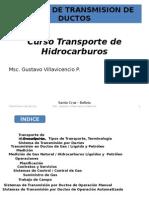 Definicion Transporte y Operacion de Hidrocarburos