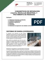 Separadores Magneticos Para Reciclaje Industiral y Tratamiento de Residuos Separadores Magneticos Para Reciclaje Industrial y Tratamiento de Residuos Selter 861737
