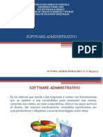 Tutorial de Software Administrativo