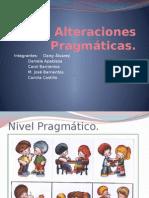 Alteraciones Pragmaticas