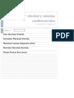 Alcohol y Sistema Cardiovascular