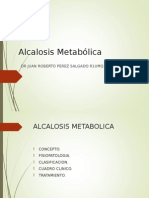 Alcalos is Metabolic A
