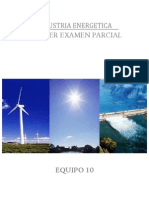 Análisis de la industria energetica