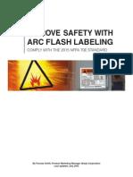 BRADY-Arc Flash Labeling Whitepaper-NFPA 70E 2015