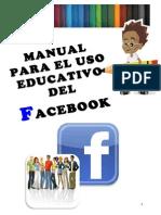 Manual Para El Uso Educativo Del Facebook