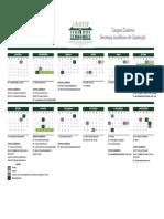 Calendario UNifesp Diadema 2015