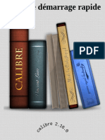 Guide de Demarrage Rapide Pour Calibre - John Schember