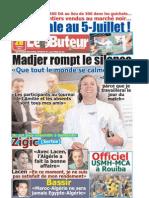 LE BUTEUR PDF du 26/02/2010