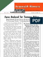Transit Times Volume 4, Number 6