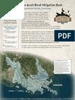 Jesuit Bend Mitigation Bank Marketing Brochure - Louisiana