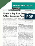 Transit Times Volume 4, Number 7