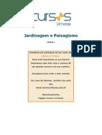 Jardinagem e Paisagismo - Módulo I