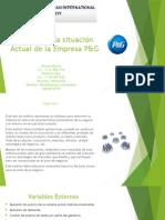 Diagnostico y Variables p&g