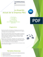 Diagnostico y Variables p&g