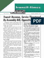 Transit Times Volume 5, Number 10