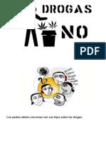 Prevención de drogas