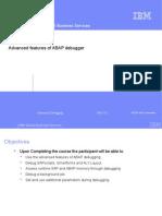 Advanced Debugging in ABAP