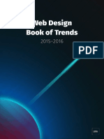 Uxpin Web Design Book of Trends 2015 2016