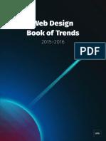 Uxpin Web Design Book of Trends 2015 2016