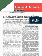 Transit Times Volume 5, Number 2