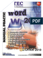 Caratula de Word BITEC