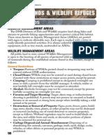 WMA Hunting Regs 2013