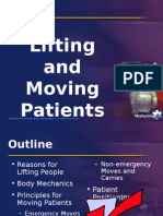 Ch05. Lifting and Moving Patients