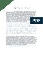 Ventajas Comparativas en Guatemala