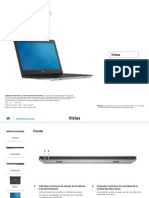 Inspiron 14 5448 Laptop Reference Guide Es Mx