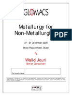 Metallurgy for Non-Metallurgists Training by Khalid Dubai
