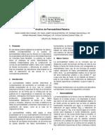 Análisis de Permeabilidad Relativa