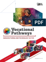 Vocational pathways