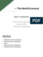 econ 102 - lecture 2