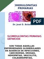 Glomerulopatía