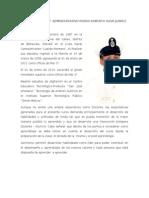 Actividad 1.1 - Presentación Personal
