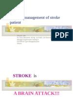 Askep Stroke Di ICU