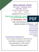 Datos Lista de Materiales y Útiles Escolares