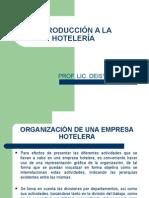 Areas de Hoteles