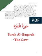 2. Al-Baqarah 1-4