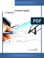 Weekly Equity Market Newsletter With Trading Tips by CapitalHeight