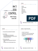 Chapter 3 Media Access Control 4 Slides
