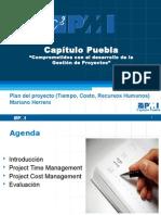 6  Plan del proyecto tiempo, costo, recursos humanos.pptx