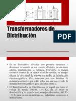 Transformadores de Distribución