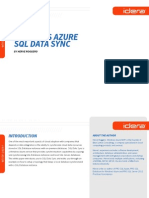 Windows Azure SQL Data Sync