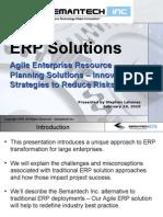 Semantech Inc. ERP Solutions