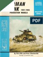 Almark - Sherman Tank 1941-45