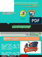 Tipos de Compresorores