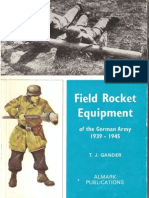 Almark - Field Rocket Equipment of the German Army 1939-1945