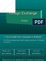 Forex Issues